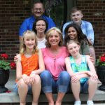 After their children were grown, Lorie and Dwain Hargis weren't ready to be empty nesters. They have since adopted five children who were waiting to be adopted from foster care.
